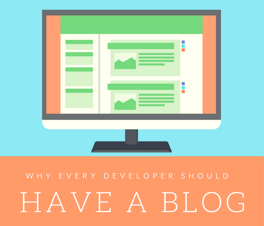 Why every developer should have a blog